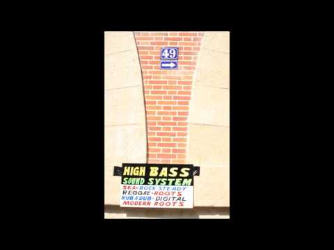 Jah Observer & High Bass Sound System Paris 21 05 2016