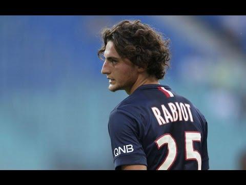 Adrien Rabiot ● PSG ● Goals, Skills & Assists 2014/2015 HD