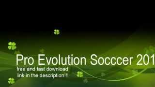 Pro Evolution Soccer 2015 (PES) free download PC
