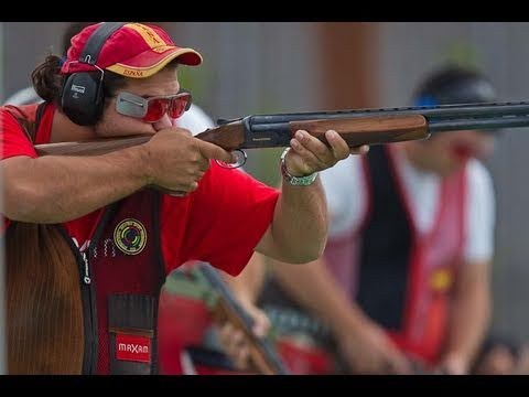 Trap Men - 2010 ISSF World Championship in all Shooting events in Munich
