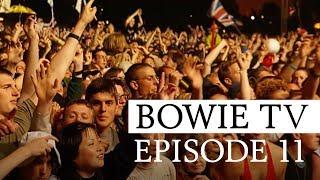 Bowie TV: Episode 11 | Mark Plati, guitarist, on rehearsing for Glastonbury