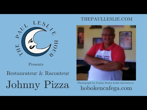 Interview with Johnny Pizza of the Hoboken Café