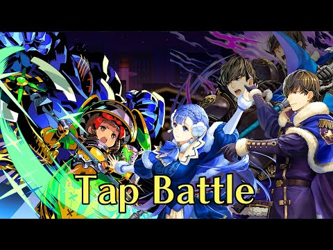 Tap Battle - Floor 56-60 ~ Raindrop Memories ~Mamori [S-Rank] (3x Speed/Hard/Expert Mode)