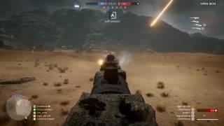 BF1 OpenBeta : カバネの群れをなぎ払う無敵の装甲列車.bf1