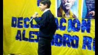 DECLAMACION CANTO CORAL A TUPAC AMARU