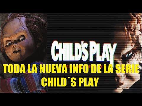 Toda la Nueva Info de la Serie Child´s Play  Chucky Regresa con su Propio Show