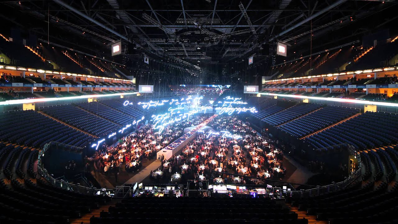 O2 Arena Floor Seating Plan Brits 2015 Time Lapse At The O2 I Brit Awards 2015 Youtube