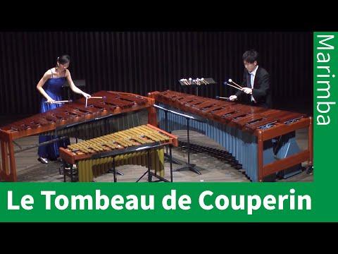 Maurice Ravel : Le Tombeau de Couperin - Prelude, Menuet, Toccata