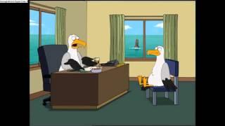 Family Guy Seagulls