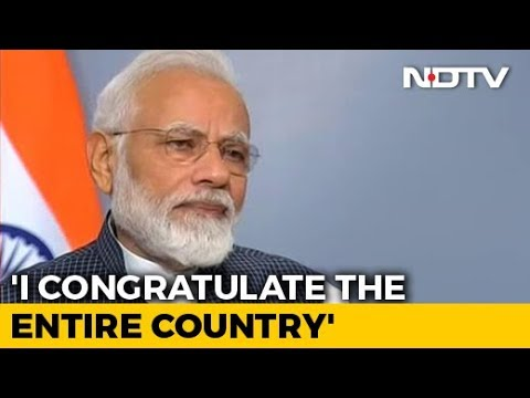 Article 370 Gone, A New Age Awaits Jammu And Kashmir: PM Modi