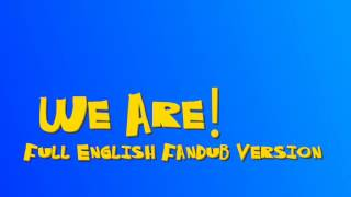Download We Are! Full English Fandub Version {One Piece} MP3 song and Music Video