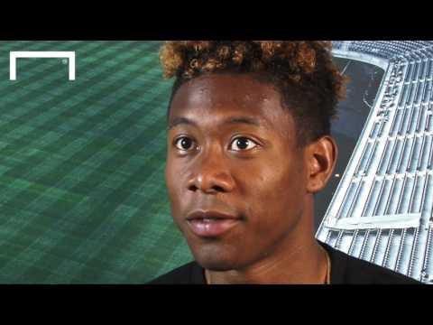 Goal Exclusive Interview - David Alaba