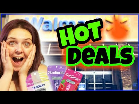 In Store Walmart Couponing This Week