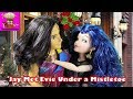 Jay Met Evie Under a Mistletoe - Part 1 - Descendants Christmas Disney