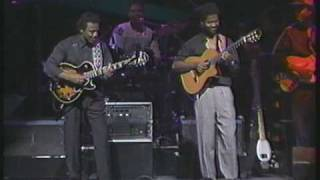 George Benson & Earl Klugh Dreamin`