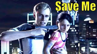 Download Android Sacrifices Himself to Save a Little Girl – All Endings – Detroit Become Human Demo PS4 Pro Mp3 and Videos