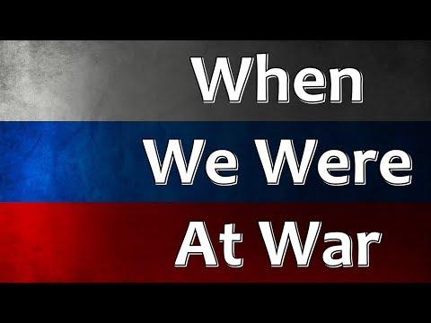 Russian Folk Song - When we were at war (Когда мы были на войне)