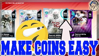 WATCH HOW I USE EXCHANGE SETS TO EARN MUTCOINS EASY! Best Coin Method MUT 20 Madden 20 Ultimate Team
