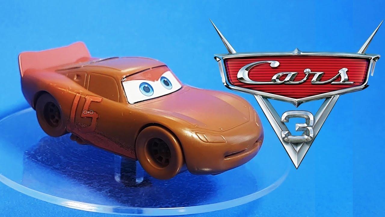 DISNEY CARS 3 Movie Toys - Disney Cars 3 Movie Figurines - Disney Pixar Cars 3 Crazy 8s Figurine Set