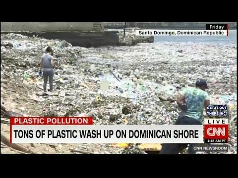 """SHOCKING Video """"Plastic Pollution"""" in Our Oceans"""