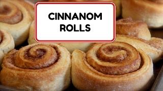 Cinnamon rolls (receta fácil) Thumbnail