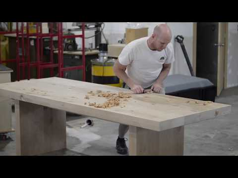 A Modern Dining Table Built for the Ages
