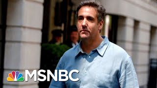 Michael Cohen Doesn't Believe He'll Get Pardoned By President Trump, Report Says | Hardball | MSNBC