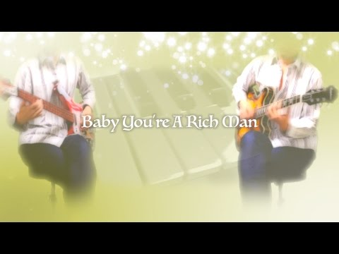 Baby You're A Rich Man - The Beatles karaoke cover
