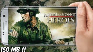 COMO BAIXAR MEDAL OF HORNO HEROES PARA ANDROID !!