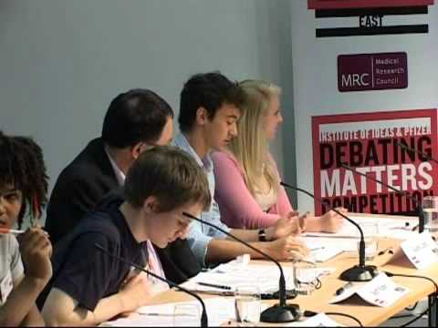 Debating Matters UK: Presumed Consent