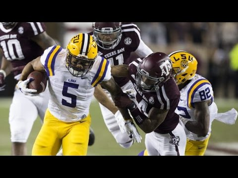 November 24, 2016 - #25 LSU vs #24 Texas A&M