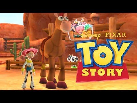 TOY STORY 3 HACERSE GIGANTE!!! JUEGO DE TOY STORY EN ESPAÑOL parte 4