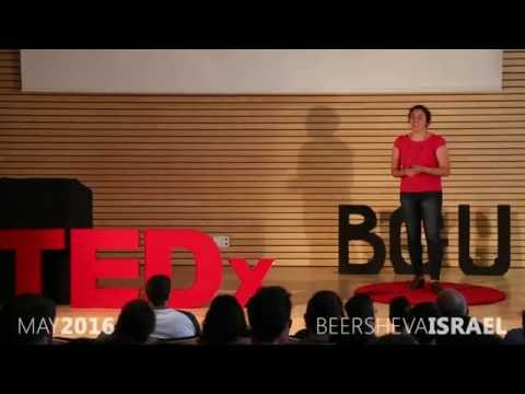 Giving Children A Voice | Noa Ovadia | TEDxBGU