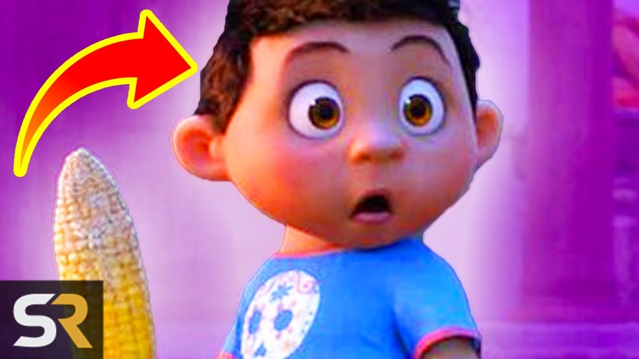 10 Hidden Details In Pixar S Coco You Totally Missed Youtube