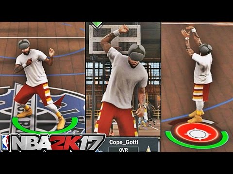 5K SUPERIOR GREEN LIGHT SPECIAL! | SHOOTING ON ANOTHER LEVEL! | NBA 2K17 MyPARK