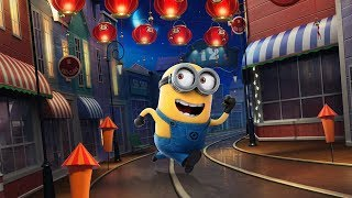 Despicable Me - Minion Rush New Update Chinese New Year