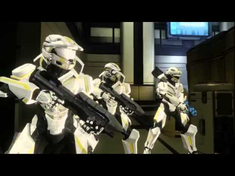 Halo 911 - Police Brutality! Series Finale (Reno 911 Parody) #9 - Directors Series1162