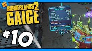 THREE WAY HULK IN URANUS?! - Road to Ultimate Gaige - Day #10 [Borderlands 2]