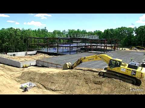 The Valley Center for Health and Wellness Time Lapse Video