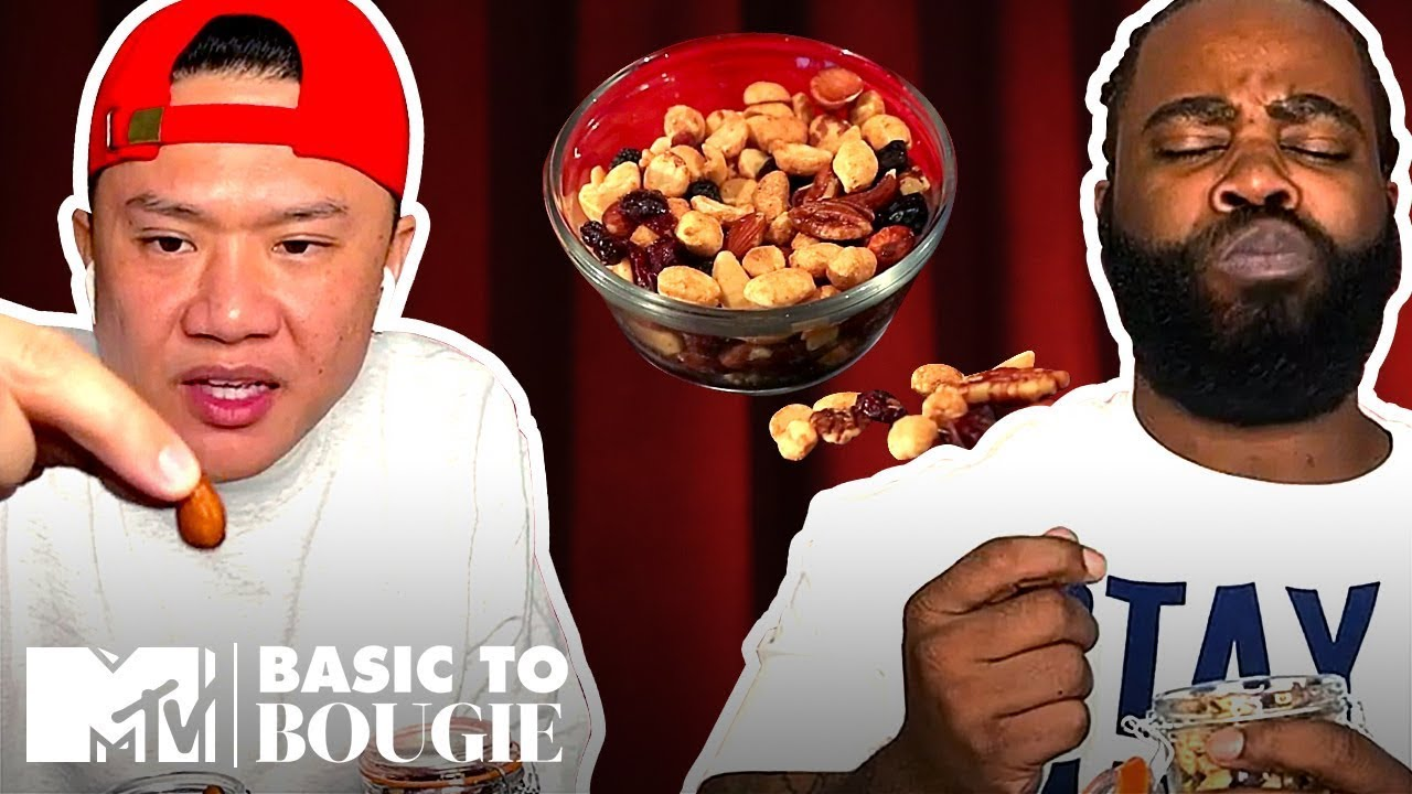 $40 For Nuts?!?! 🥜 Basic To Bougie: Season 5
