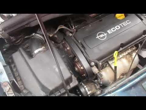 Дизеление бензинового мотораZ16XER, Z18XER OPEl(часть первая)