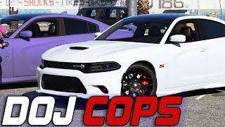 Dept. of Justice Cops #647 - Packin The Scat