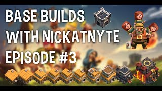 Base Builds With NICKATNYTE! - Episode #3 - Double Diamond + Frequent Flyer