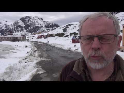 Grønland. Besøg i Sisimiut maj 2016