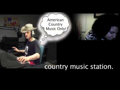 Prank Call A REAL Country Music Station African Accent