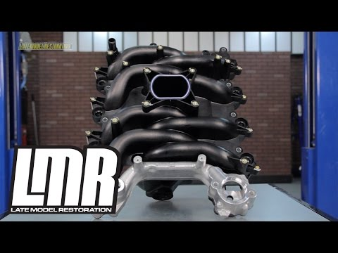 Mustang GT Ford Racing Intake Manifold Install (99-04 4.6L)