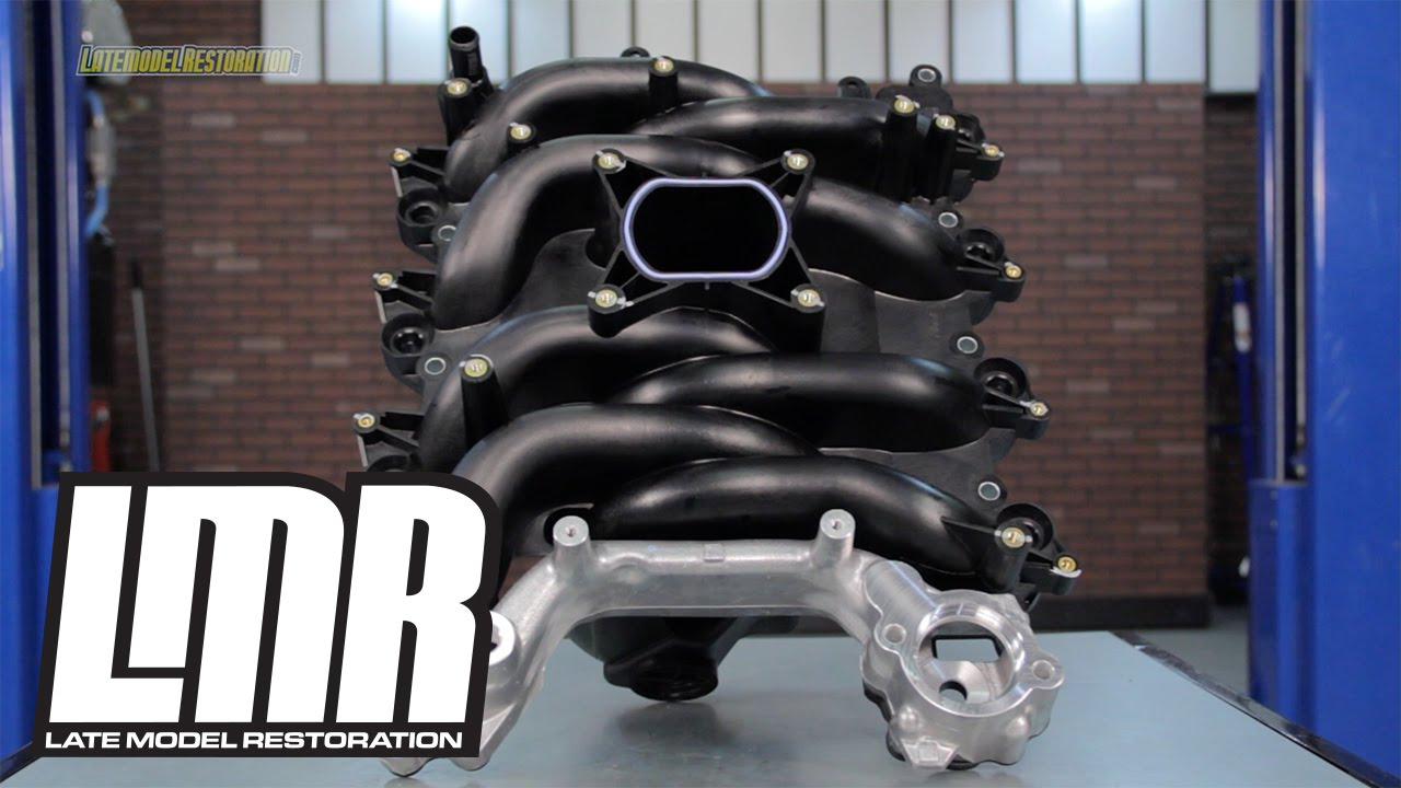 Mustang GT Ford Racing Intake Manifold Install (99-04 4 6L)