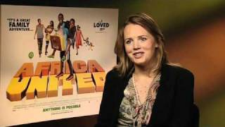 Interview with Debs Gardener-Paterson dir. Africa United.mov