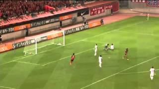 VIDEO J-League:| Kashima 2-1 Osaka