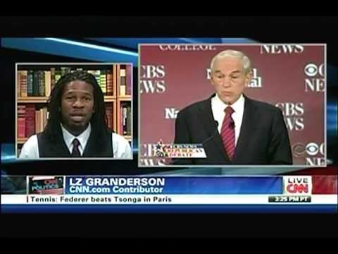 CNN Mentions Ron Paul's 89 Seconds In  CBS/National Journal Debate